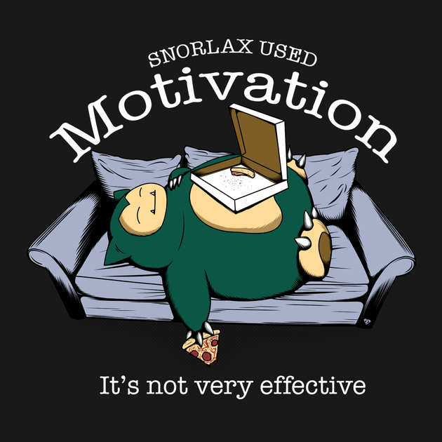 snorlax used motivation