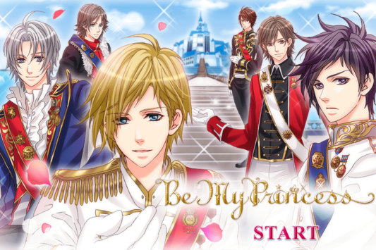 Be_My_Princess_Title