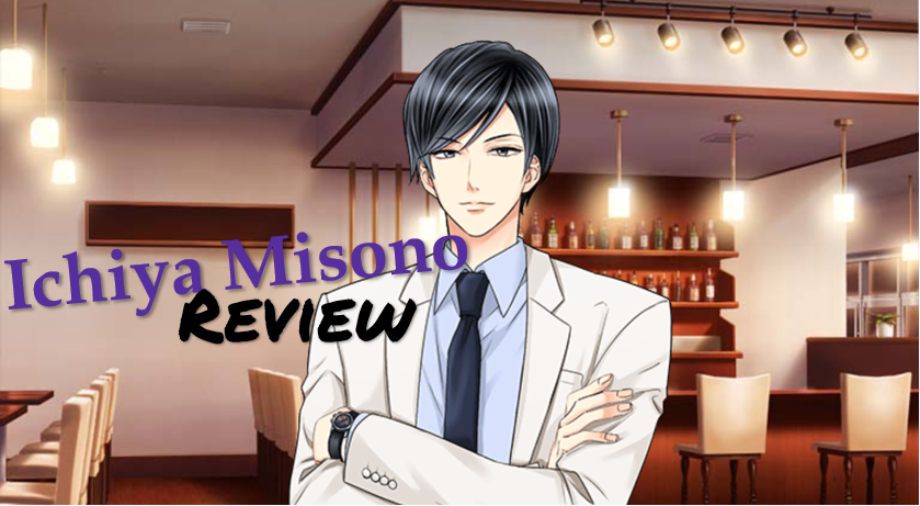 The Guy I Kinda Like is Unfriendly: My Last First Kiss- Ichiya Misono Season 1 Main Story