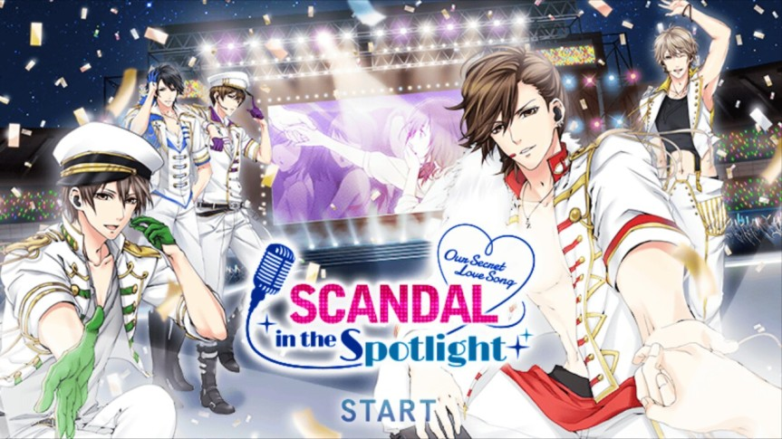 Mini Review: Scandal in the Spotlight