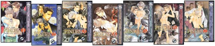 finder series banner