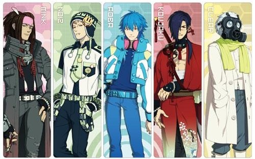 dmmd characters
