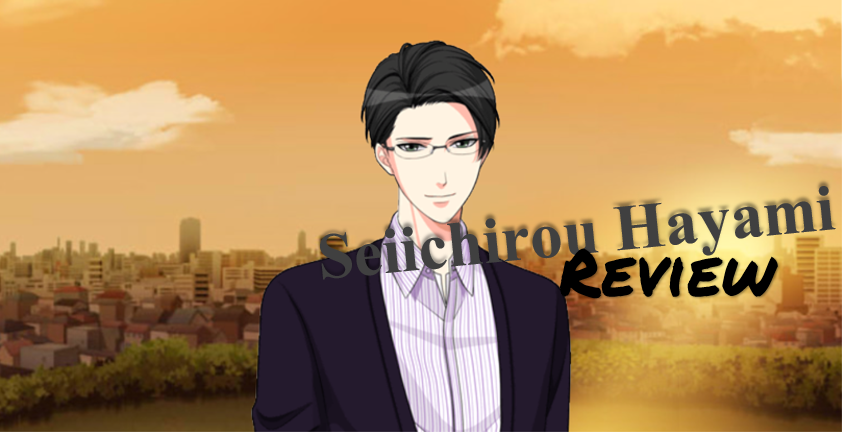 The Cyborg Executive Who Stole My Heart: My Wedding and the 7 Rings-Seiichirou Hayami