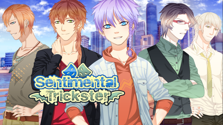 sentimental trickster banner