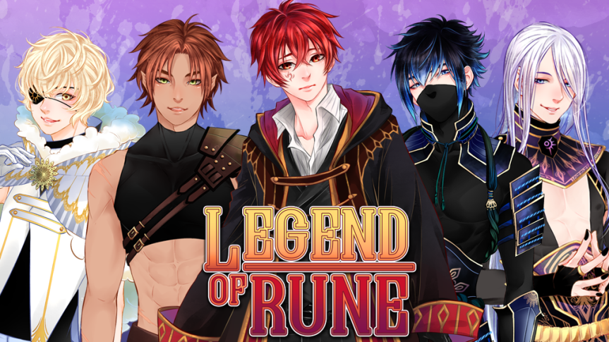 [Funded] Let's Support Legend of Rune an English BL VisualNovel/RPG