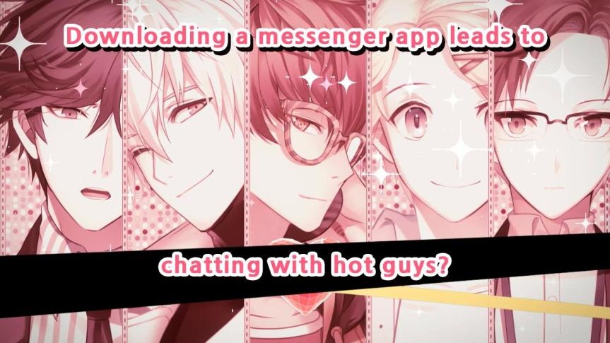 So You Wanna Chat with Hot Guys… There's an App for That: Mystic Messenger- FirstThoughts