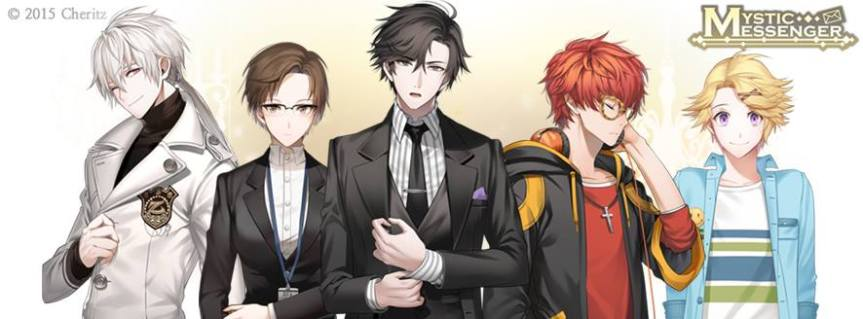 How to Survive Mystic Messenger Hell in 8 EasySteps