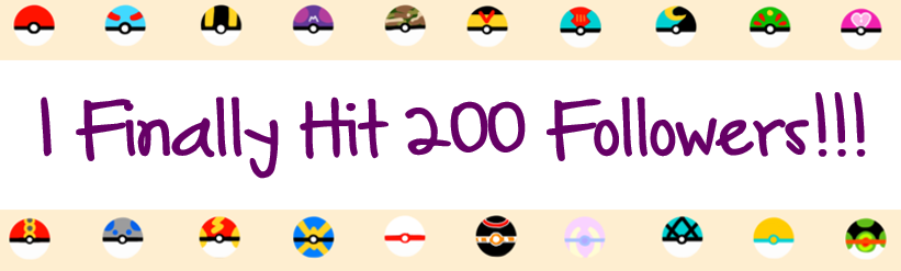 Nice Job Breaking It, Hero has 200 Followers… Woot!!