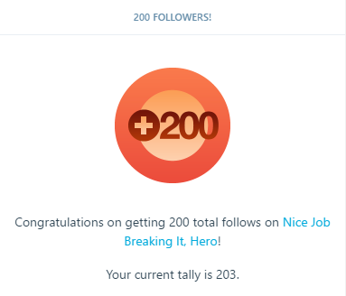 200-followers