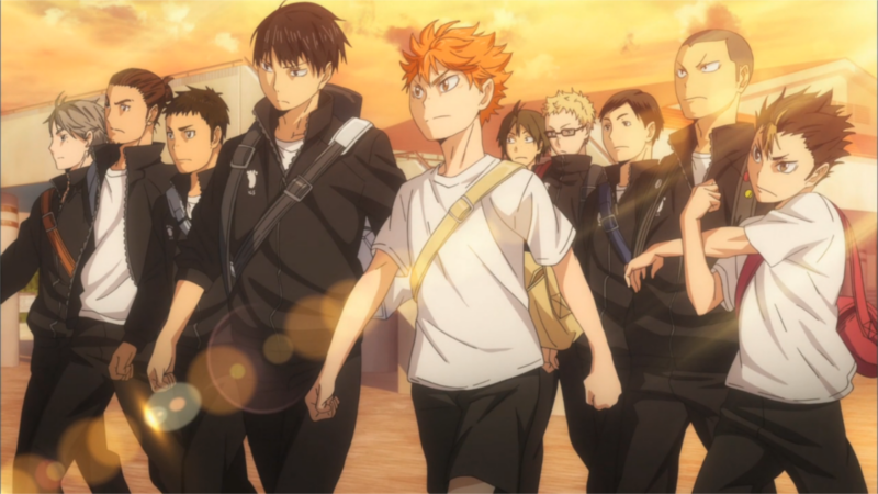 GrimmGirl Is BACK With Her Top Three Moments of Season 2 of Haikyu