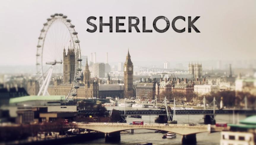 Fangirl Moment: Sherlock