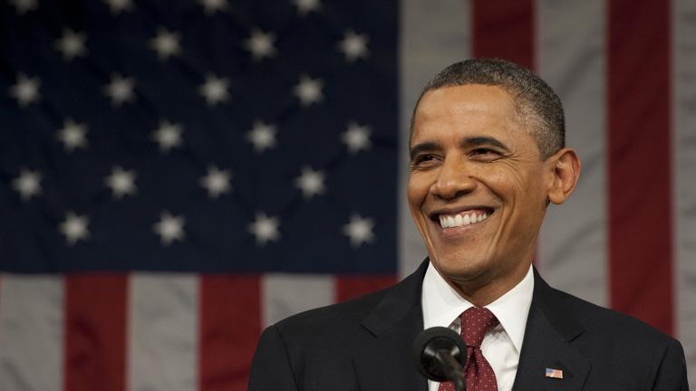 Fangirl Moment: BarackObama