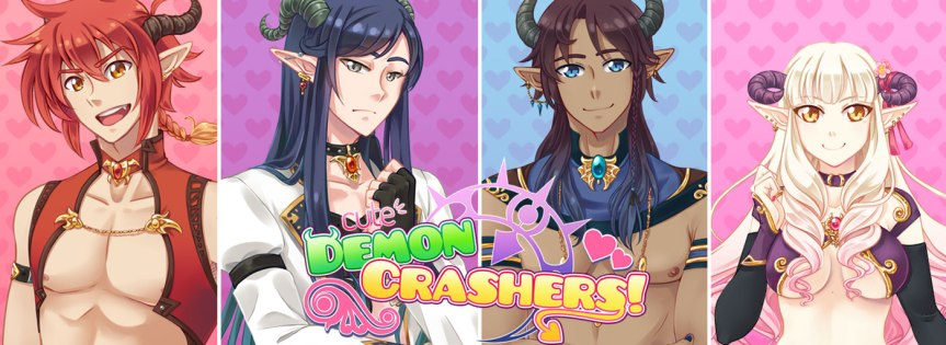 A Sex Positive Fling with a Demon – Cute Demon Crashers Review