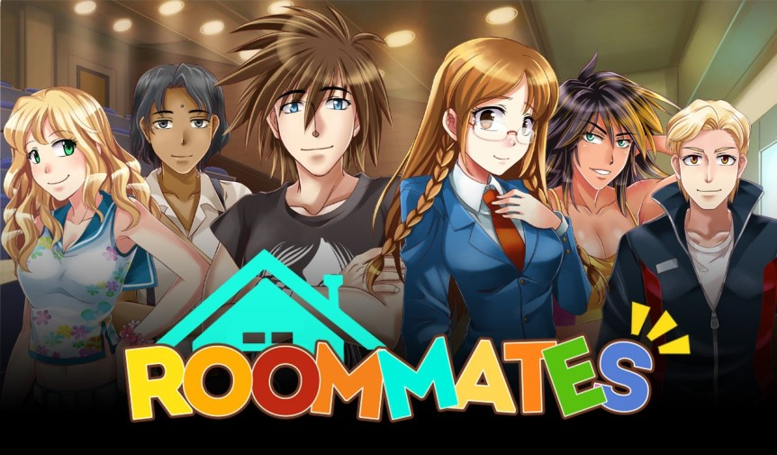 [Special Valentines Day Guest Blogger] My Boyfriend Played an Otome Game?!- Roommates: Max's Side