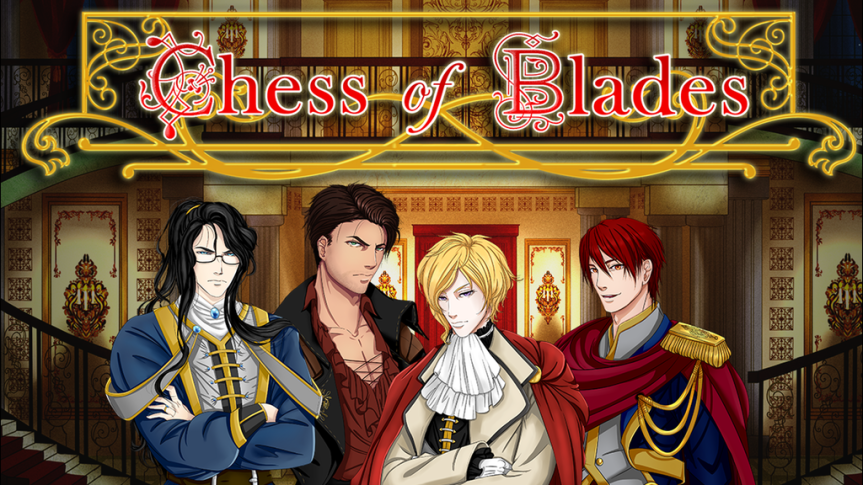 [Not Funded] Let's Show Our Support for Chess of Blades A BL Visual Novel