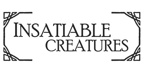 Insatiable Creatures title