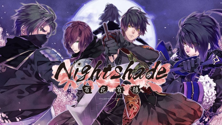 [New Release] Nightshade is HERE!!