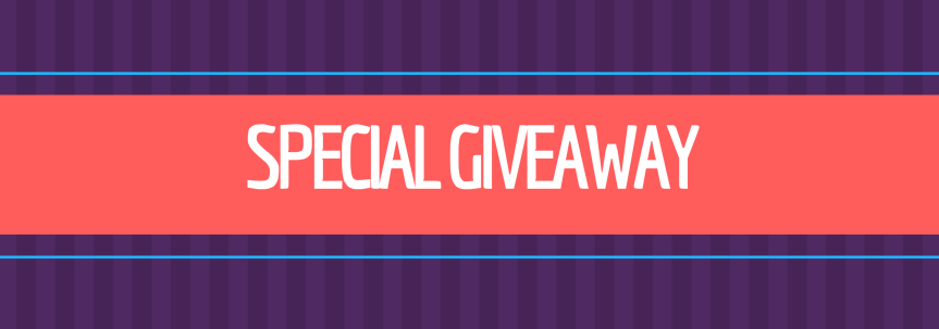 Super Special Awesome Giveaway 2 Winners!!!