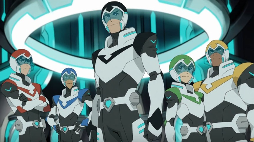 [OWLS Blog Tour] Voltron: Legendary Defender- Galactic Emissaries of Diplomacy