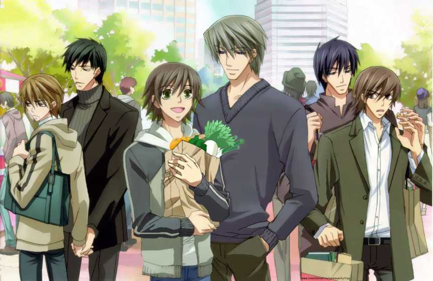 Junjou Romantica is Problematic As Hell!- Season 1 Review
