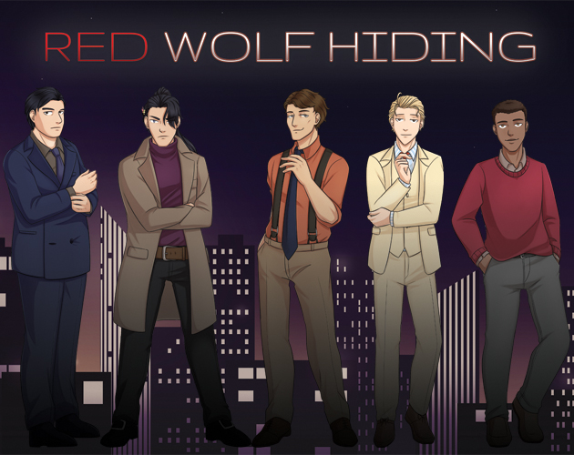 Red Wolf Hiding- DemoReview