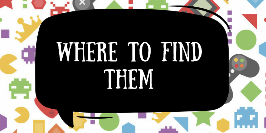 Where to find them