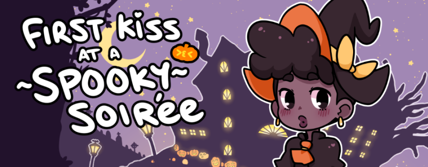 Witches Need Love Too – First Kiss at a ~Spooky~ SoireeReview