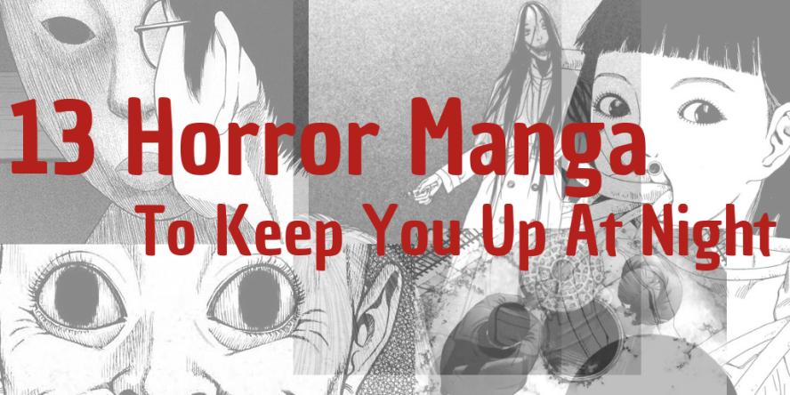 Horror manga banner 1