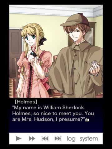 London detective story 1