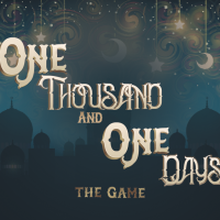 Melanin Friendly Game - 'One Thousand and One Days'