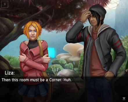 Exit Corners Game 1