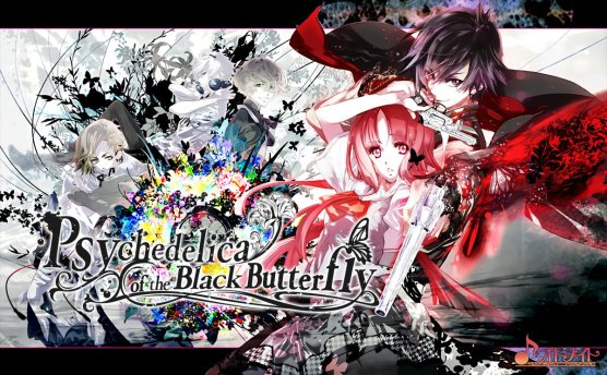 Psychedelica of the Black Butterfly