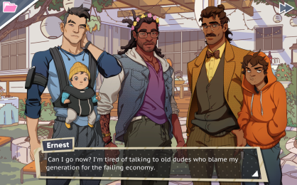Dream Daddy 2