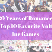 20 Years of Romance: My Top 10 Favorite Voltage Inc Games