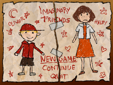 Imaginary Friends 2