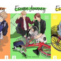 Escape Journey - BL Manga Review