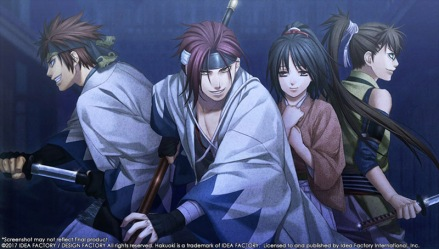 Hakuoki Kyoto Winds 1