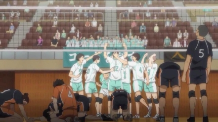 Haikyuu - Defeat