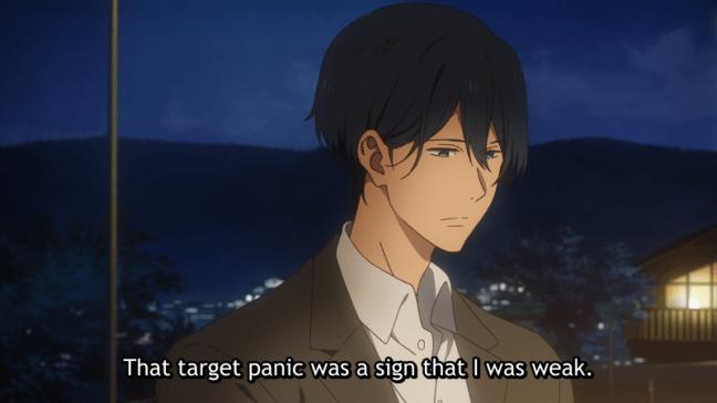 Tsurune Target Panic Masa