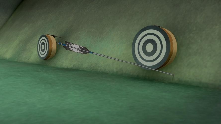 Tsurune Target