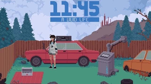 11.45 A Vivid Life