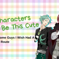 Side Characters Shouldn't Be This Cute - Non-Dateable Otome Guys I Wish Had A Route