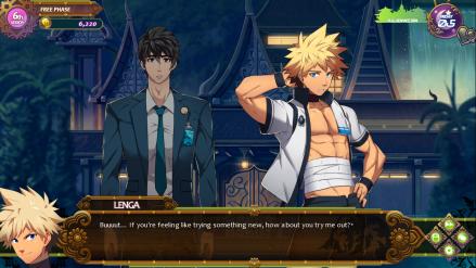 Meeting Lenga
