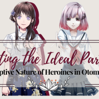"Creating the Ideal Partner: The Adaptive Nature of Heroines in Otome Games - May 2020 ""Adapt"" OWLS Blog Tour"