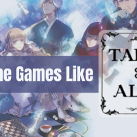 5 Games Like Taisho x Alice