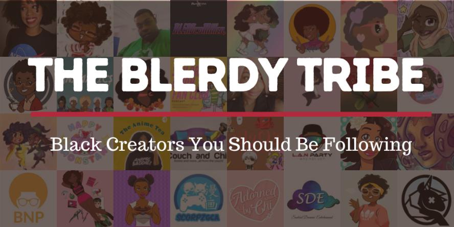 Blerdy Tribe