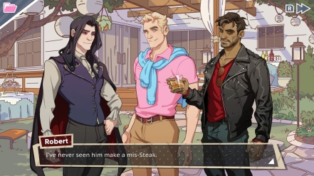 Dream Daddy Game 2