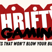 Thrifty Gaming: Games That Won't Blow Your Budget #72