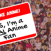 Hi, I Like Anime! YES, I'm a REAL Anime Fan!