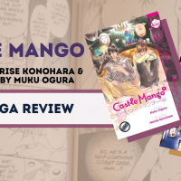 Castle Mango - Boys Love Manga Review